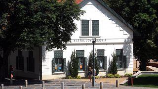 Kisfaludy Galéria, Balatonfüred, 2018. június 5.
