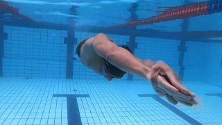 Nuotatore paralimpico