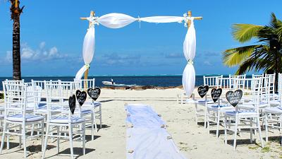 Are you dreaming of a beach wedding?