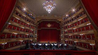 Pure romanticism - the Vienna Philharmonic moves La Scala under the baton of Muti