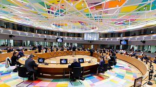 نشست وزرای خارجه کشورهای عضو اتحادیه اروپا