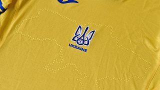 پیراهن تیم ملی فوتبال اوکراین