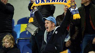 Φωτό αρχείου - Οπαδός της Ουκρανίας