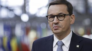 Polish PM vows support for Belarus' opposition after ally's controversial remarks | Euronews