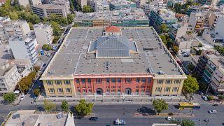 Πρώην Δημόσιο Καπνεργοστάσιο – Βιβλιοθήκη και Τυπογραφείο της Βουλής