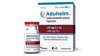 داروی «آدوکانوماب» ساخت شرکت داروسازی «بایوژن»