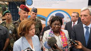 France suspends military, budgetary support to Central African Republic
