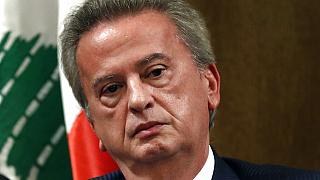 Banque du Liban chief Riad Salameh has been in post since 1993