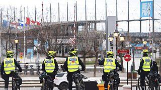 Kanada polisi (Arşiv)