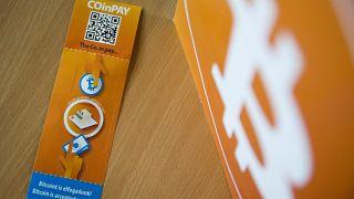 Bitcoin elfogadóhely-azonosító Budapesten – képünk illusztráció