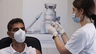Ελλάδα εμβολιασμοί