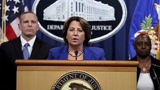 ABD Adalet Bakanı Yardımcısı Lisa Monaco