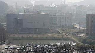 Vuhan Viroloji Laboratuvarı / Wuhan -Hubei- Çin