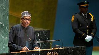 Nijerya Devlet Başkanı Buhari