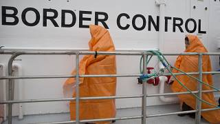 Frontex is under intense scrutiny by several European institutions.