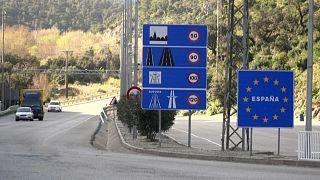 Fronteira terrestre de Espanha