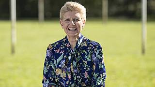 Debbie Hewitt is to be the new Chair of England's Football Association, with effect from January 2022.