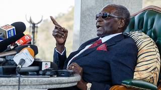 Mugabe's children appeal ruling to exhume remains of former leader