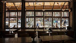 Un restaurant à Paris