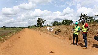 Togo : des drones au service de l'agriculture