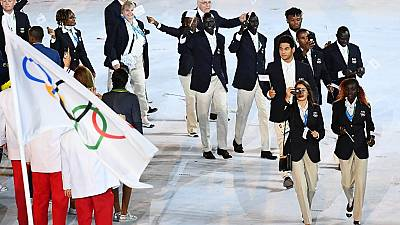 Ten Africans on Olympic Refugee Team for summer Tokyo 2020 Games