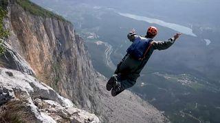 Salto dal Monte Brento