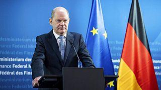 Almanya Maliye Bakanı Olaf Scholz