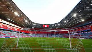 Thousands of fans are set to descend on Munich's Allianz Arena for the Euro 2020