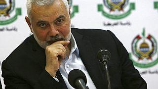 Hamas lideri İsmail Heniyye