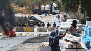Западный берег реки Иордан: новые столкновения
