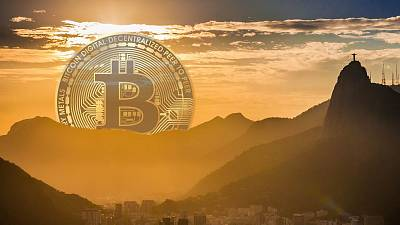 Latin America is seeing a boom in interest in cryptocurrencies.