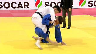 Day three at the 2021 Judo World Championships