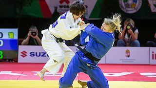 Judo : premier titre mondial pour Shavdatuashvili, Klimkait décroche l'or