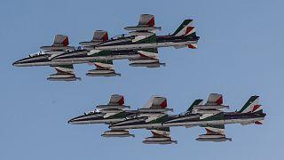 السعودية نيوز |      لماذا منعت الإمارات طائرة إيطالية من التحليق فوق أراضيها؟