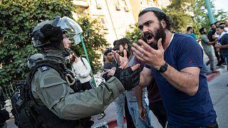 صورة أرشيفية لمظاهرة لليمين الإسرائيلي