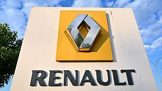 Renault logo (Arşiv)