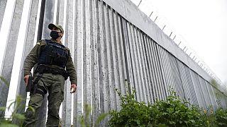 Europas Grenzzaun in Griechenland