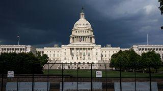 مبنى الكابيتول- الكونغرس الأميركي في واشنطن. 08/06/2021