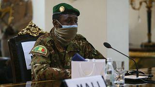 Mali: ECOWAS envoy, Goita discuss transition plans