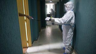 وباء كورونا حول العالم