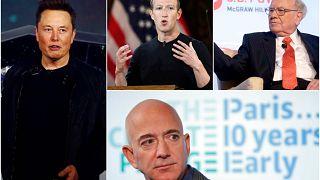 ABD Hazine Bakanlığı az vergi ödeyen zenginler raporuyla ilgili bir inceleme başlattı.