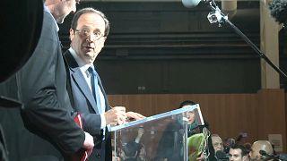 L'ex presidente francese Hollande