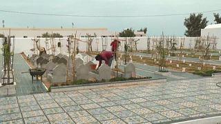 Кладбище для утонувших мигрантов