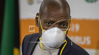 South Africa's health minister put on leave over graft allegations
