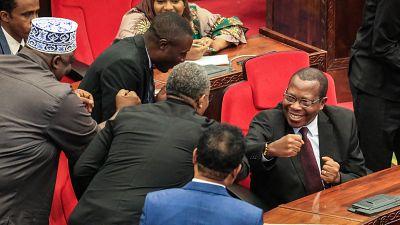 Tanzania's Speaker warns MPs against introducing illegitimate spouses