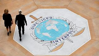 Interpol'ün Lyon'daki merkezi