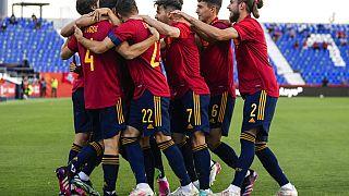 Die spanische Fußball-Nationalmannschaft