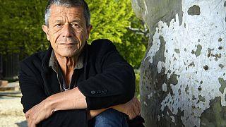 El escritor, guionista y director de cine francés, Emmanuel Carrère