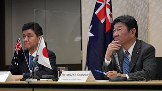 Japonya ve Avustralya'dan ortak Uygur çağrısı