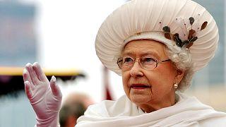 Kraliçe II.Elizabeth